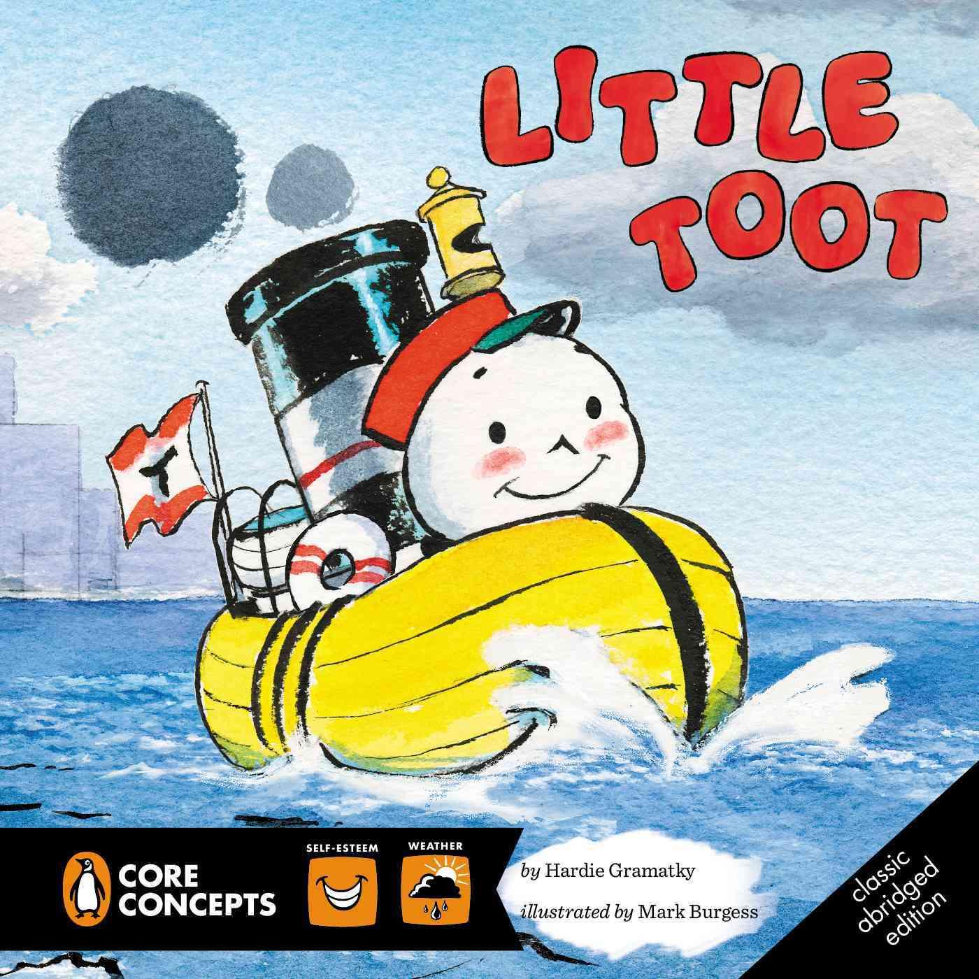 Little Toot By Gramatky, Hardie/ Burgess, Mark (ILT)